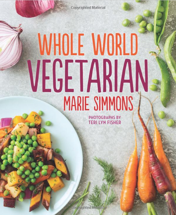 A world of vegetarian inspiration interview with marie simmons screen shot 2016 08 09 at 22637 pmg forumfinder Gallery