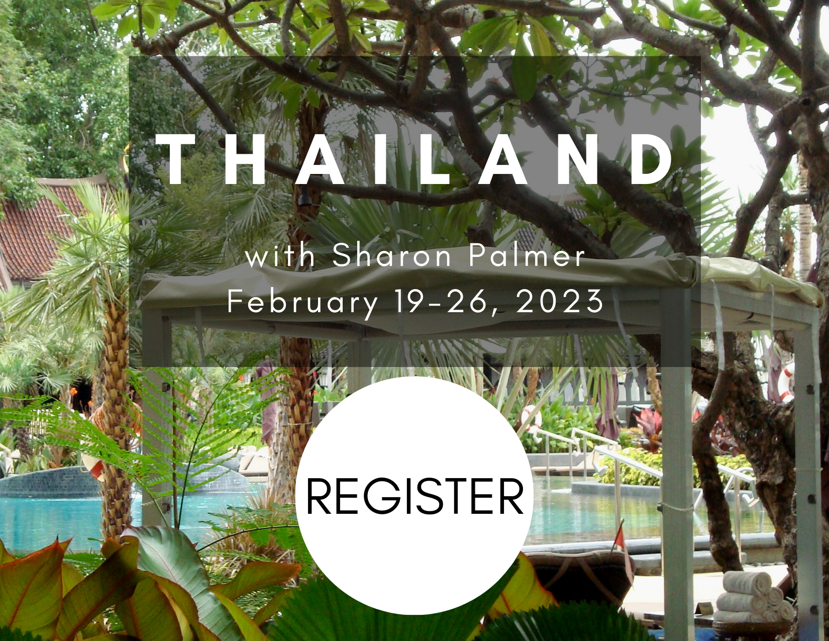 Register for a culinary tour to Thailand, February 18-26, 2023 with Oldways and Sharon Palmer