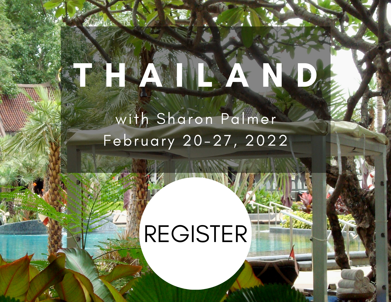 Thailand with register button