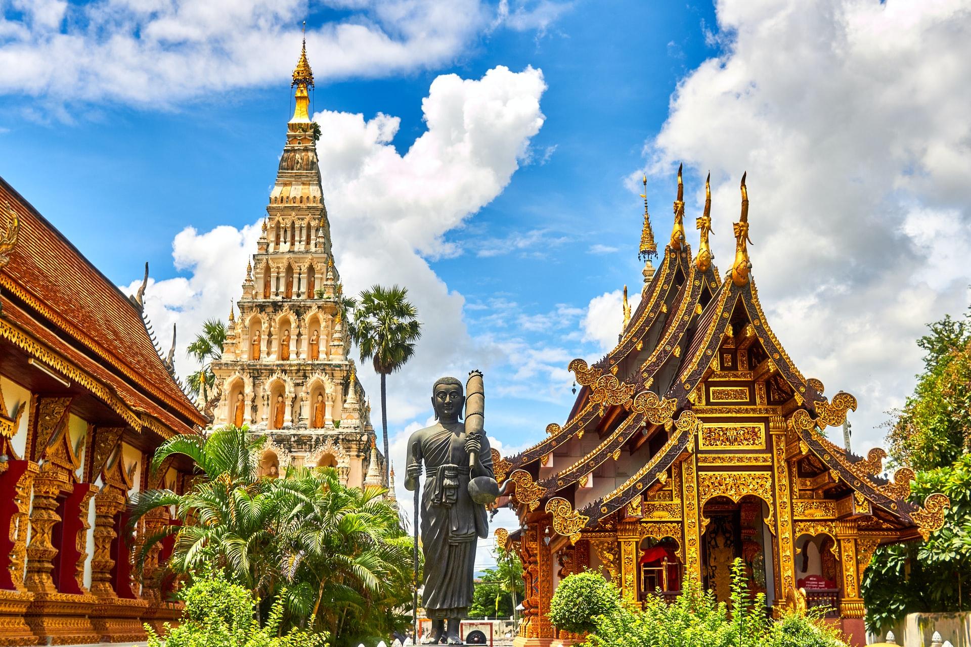 buildings in Thailand