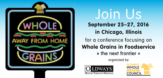 Whole Grains Away From Home Banner