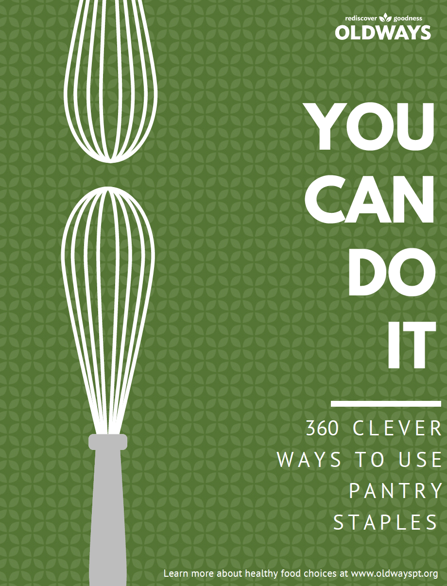360 Ways to Use Pantry Staples Ebook