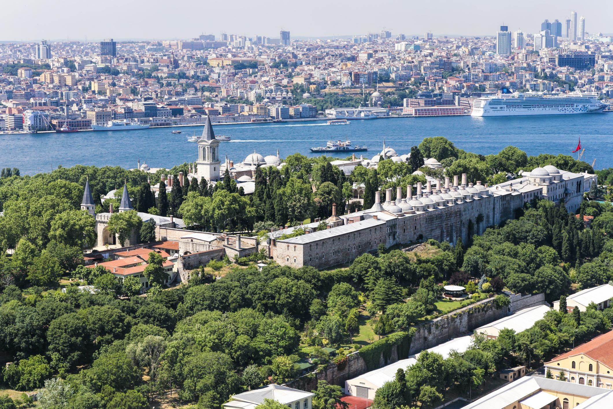 Turkish waterfront