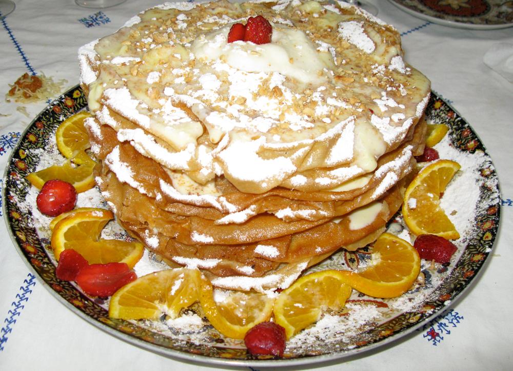 Moroccan Food Recipes Desserts